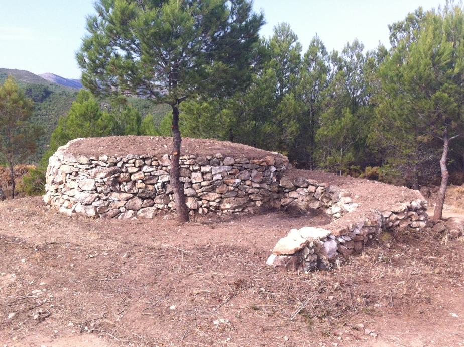 Refugio de Elías o del Vizcaíno