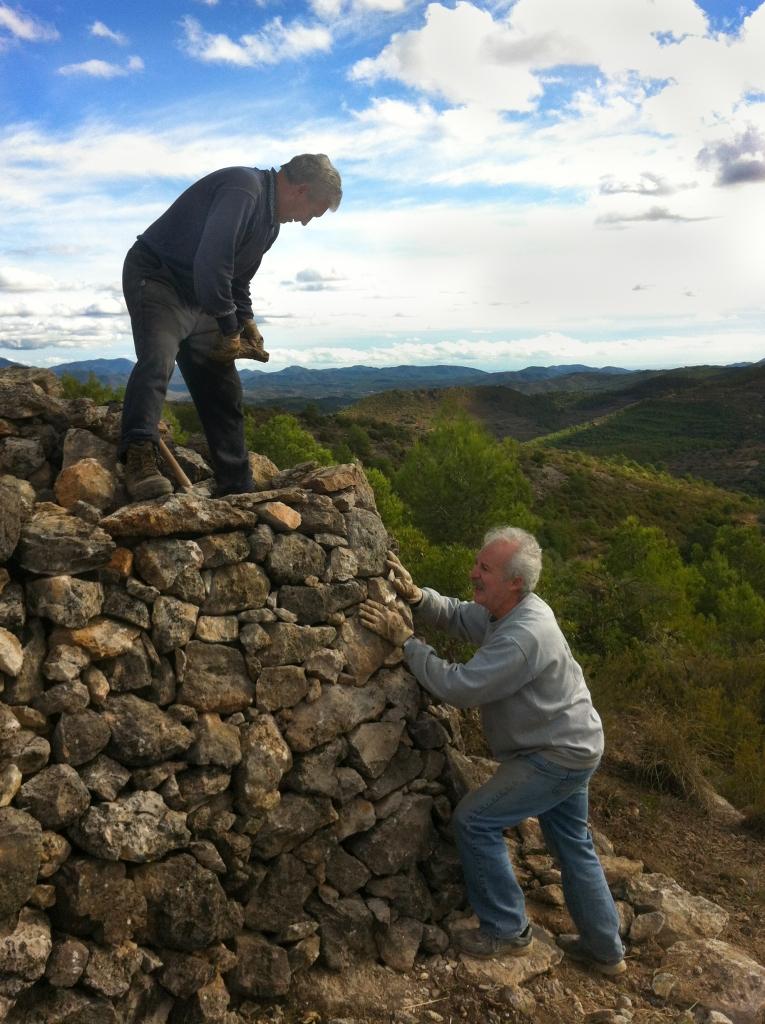 Restaurando el Navajo de los Uñoseros