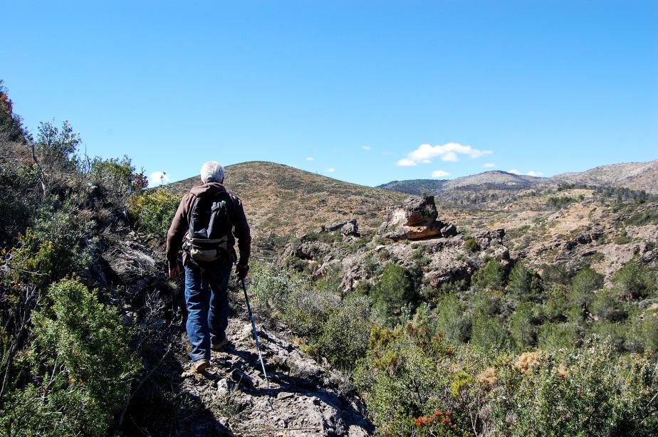 Acceso a la Cueva del Sestero recuperado