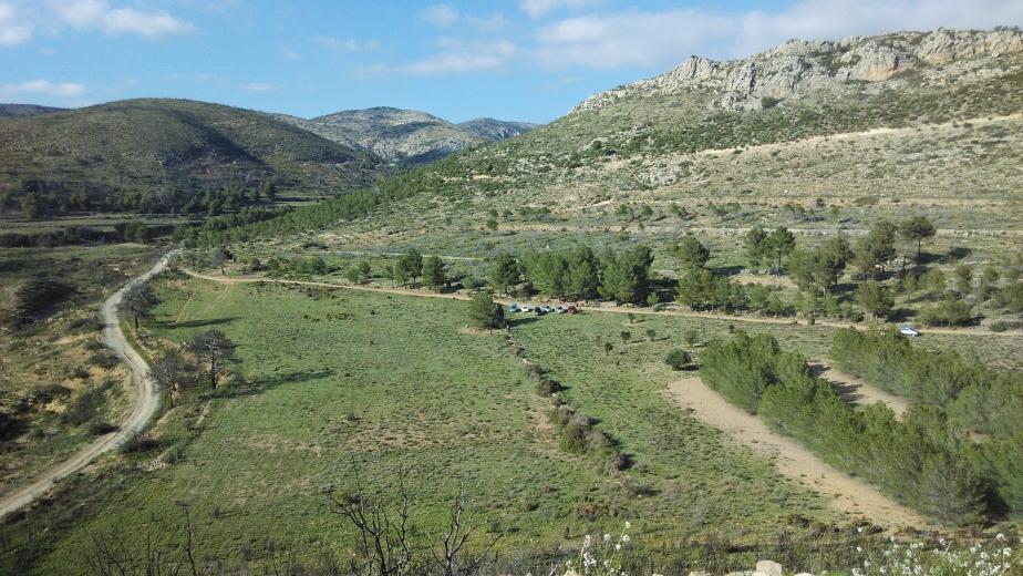 Tabla de El Cantal